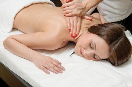 массажи для спины